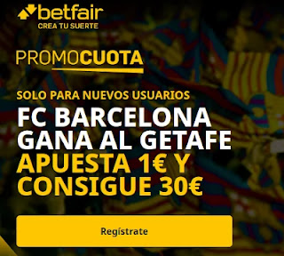 betfair promocuota Barcelona gana Getafe 22-4-2021