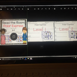 https://www.teacherspayteachers.com/Product/Read-the-Room-Polar-Express-Scoot-Activity-2254098