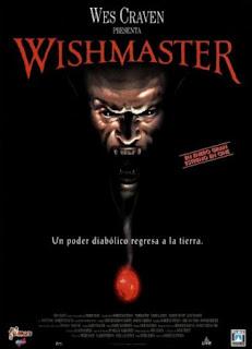 Wishmaster / Господарят на Желанията (1997)