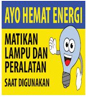 poster ayo berhemat energi www.simplenews.me