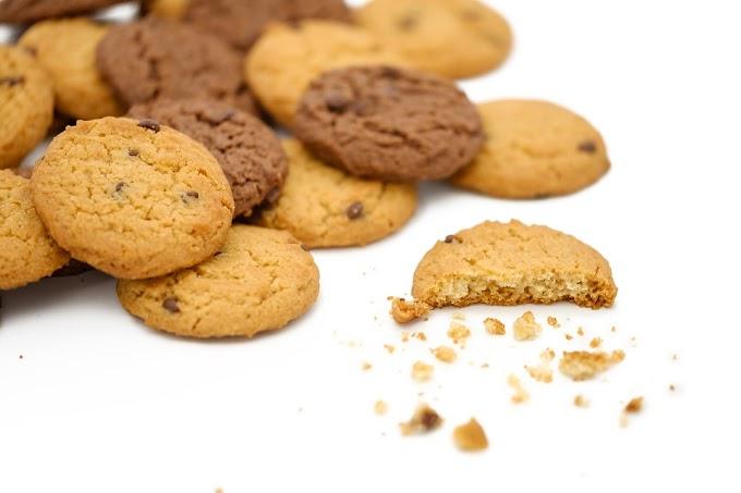 Easy Stevia Cookies