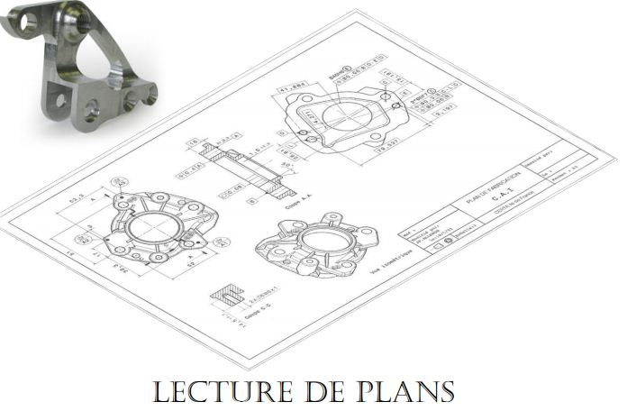 cours lecture de plan batiment gratuit en pdf cours g nie civil outils livres exercices et. Black Bedroom Furniture Sets. Home Design Ideas