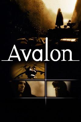 Póster película Avalon