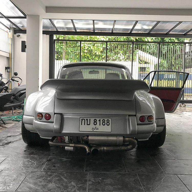 05 Porsche 964 Sinatra