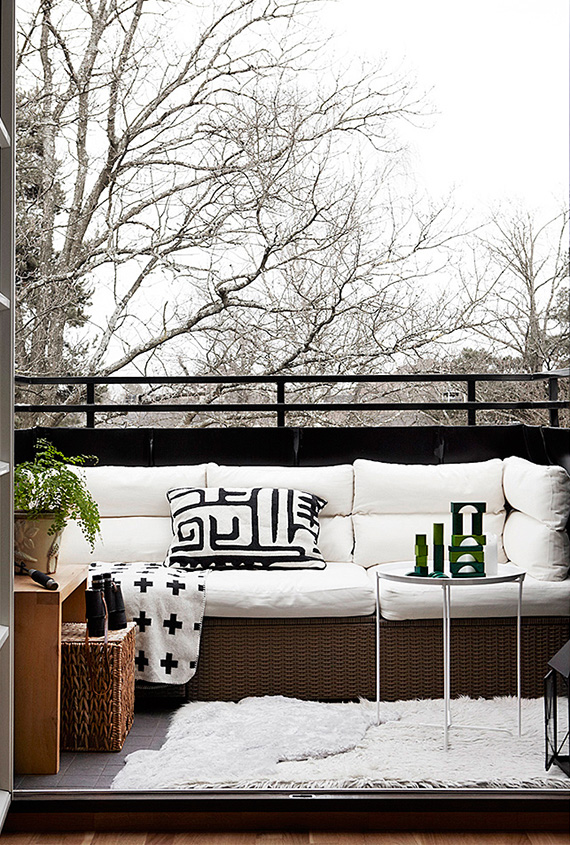 5 simple tips to cozy up your outdoors for fall | Image via Fantastic Frank.