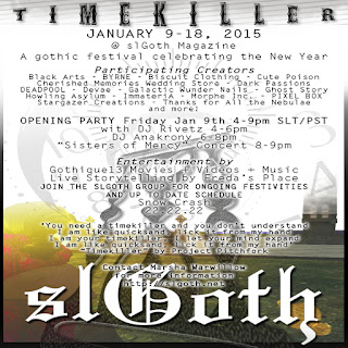 Time Killer - slGoth Magazine