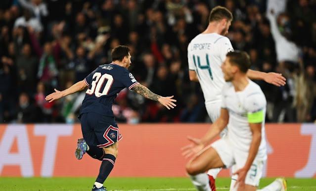 ملخص واهداف مباراة باريس سان جيرمان ومانشستر سيتي (2-0) دوري ابطال اوروبا