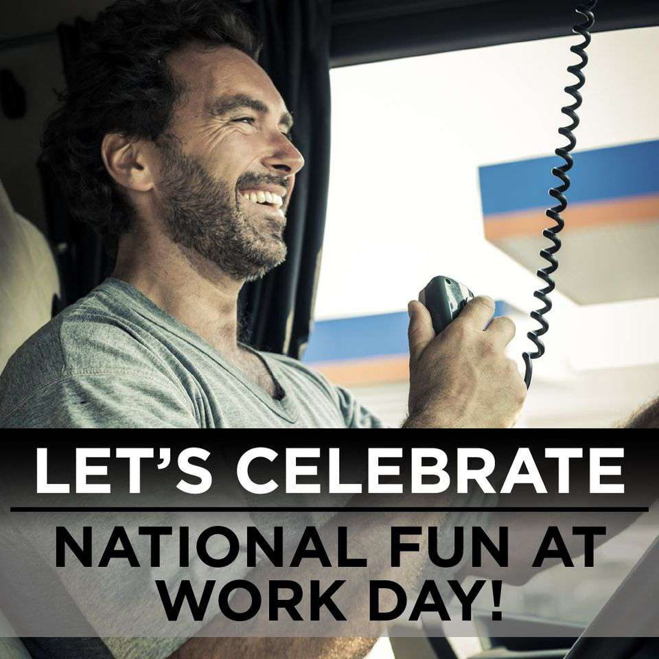 National Fun at Work Day Wishes Sweet Images
