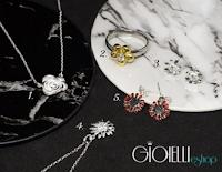 Logo Scegli un gioiello e prova a vincerlo gratis con Gioielli Eshop