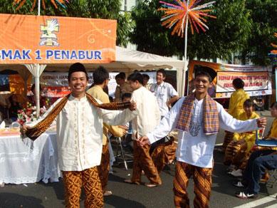 Pakaian Adat Indonesia Pakaian Adat Betawi