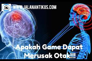 Apakah Game Dapat Merusak Otak Manusia??? Simak Fakta Selengkapnya Berikut!!!