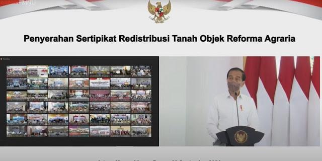 Tak Yakin Jokowi Mampu Berantas Mafia Tanah, LQ Indonesia: Mafia Hukum Saja Tidak Dibereskan
