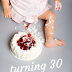 TURNING 30 – REASONS TO GET EXCITED – ENGLISH & GERMAN