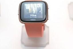 Fitbit Versa Siap Menjadi Pesaing Apple Watch