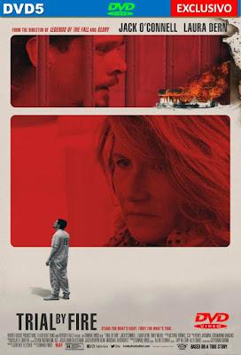 Trial By Fire 2019 DVD R1 NTSC Latino