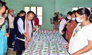 Manipur—Model State for Van Dhan Vikas Yojana