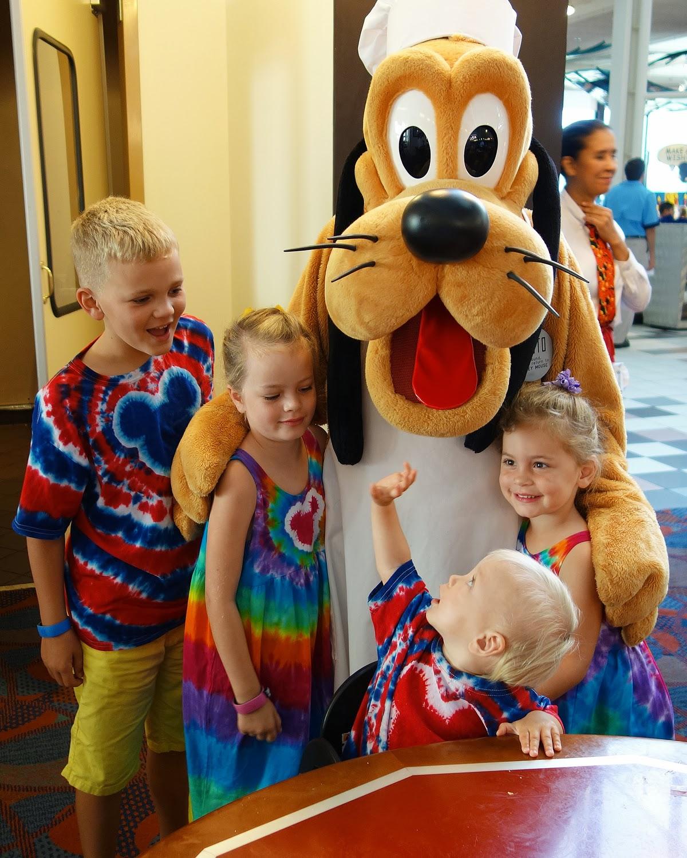 The Cullinan Family: Disney Day 3