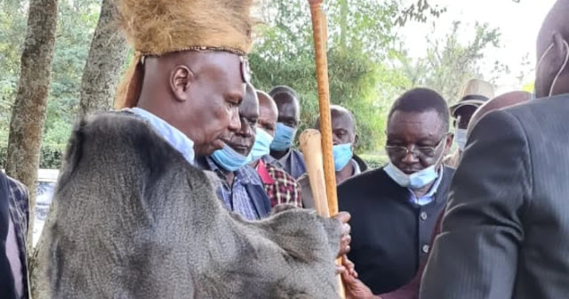 Baringo Senator Gideon Moi photo