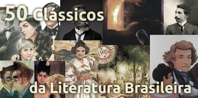 50 Livros Clássicos da Literatura Brasileira para Baixar de Graça