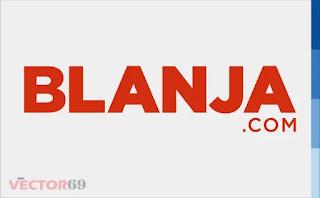 Logo Blanja.com - Download Vector File EPS (Encapsulated PostScript)