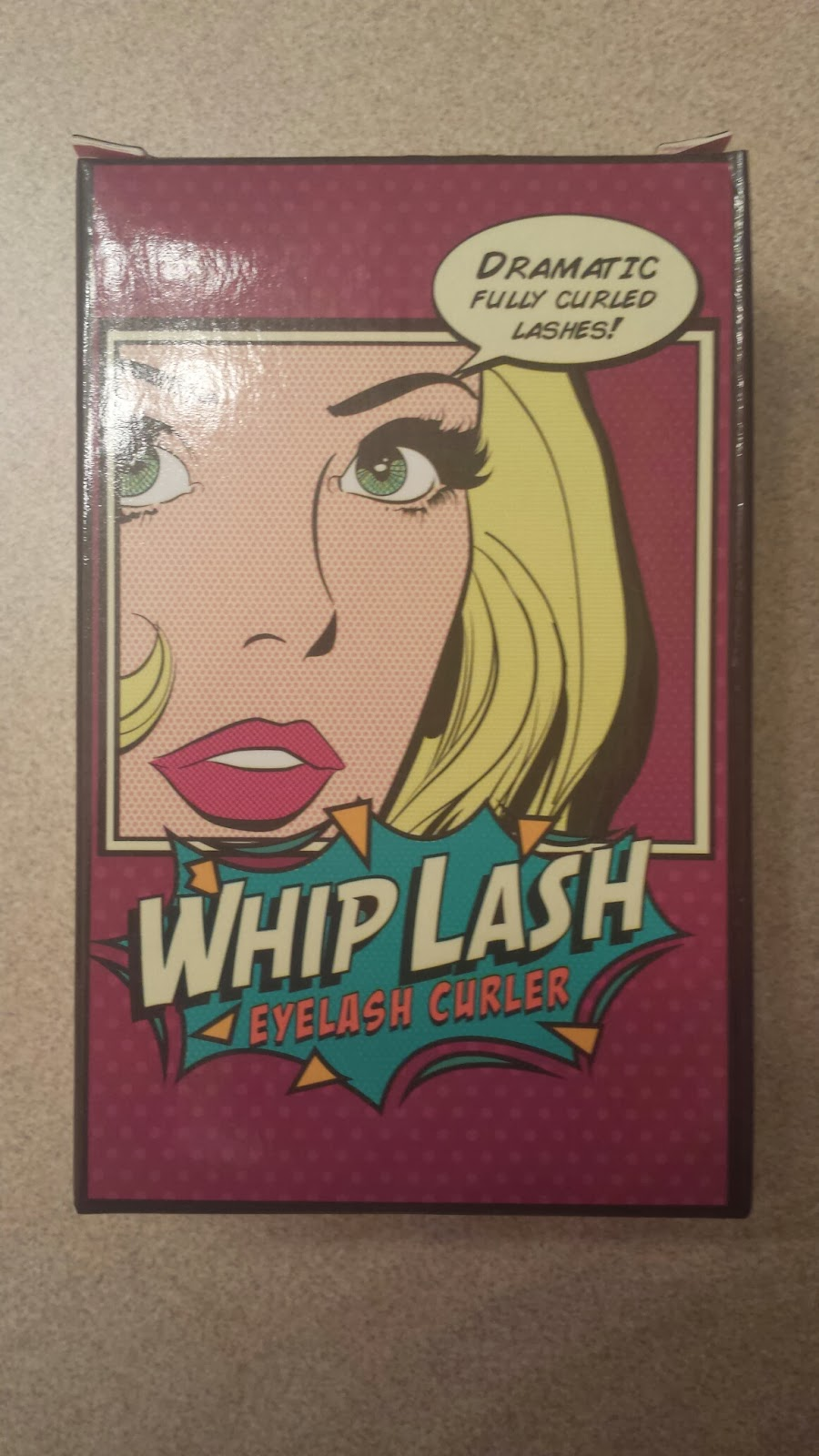 No Pinch Eyelash Curler- Whip Lash Review