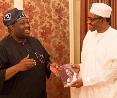 Buhari celebrates Momodu at 60