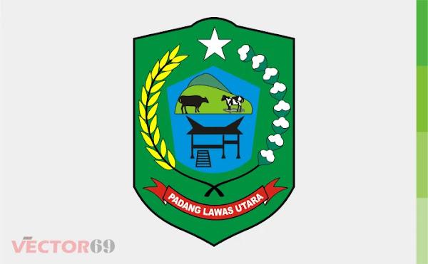 Kabupaten Padang Lawas Utara Logo - Download Vector File CDR (CorelDraw)