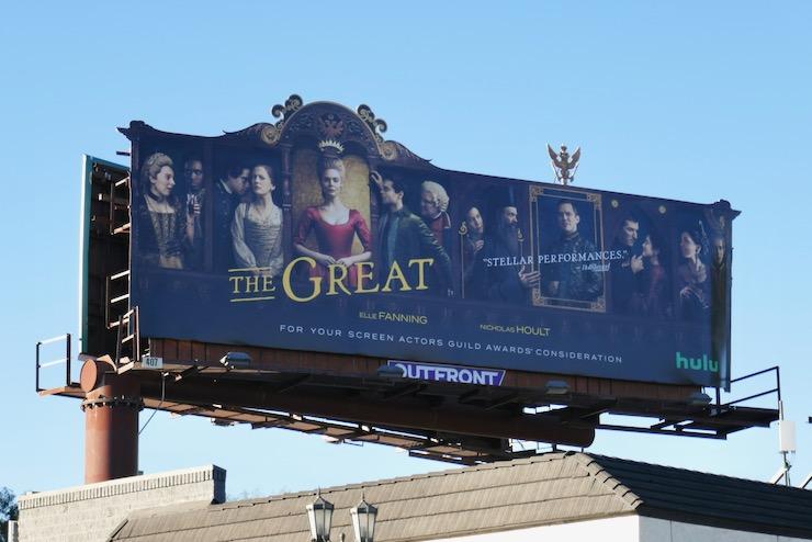 Great season 1 FYC billboard