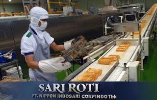 Lowongan AR Collection Officer Semarang PT Nippon Indosari Corpindo Tbk (Sari Roti)