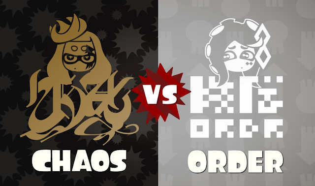 Splatoon 2 Splatfest Chaos vs. Order final Pearl Marina Splatocalypse