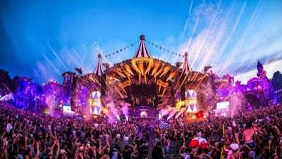 Inilah Daftar Festival Musik Terbesar di Dunia