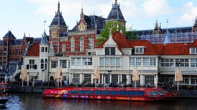 Stasiun kereta Amsterdam