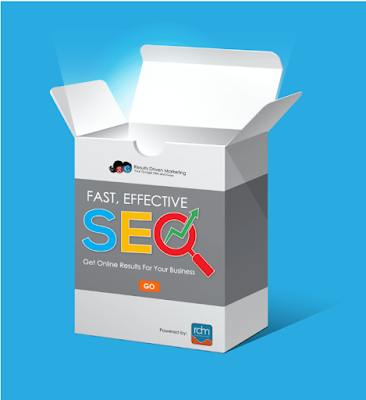Philadelphia SEO Agency Results Driven Marketing, LLC Showing SEO In THe Box