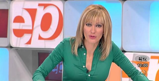 Susanna Griso. Espejo Público