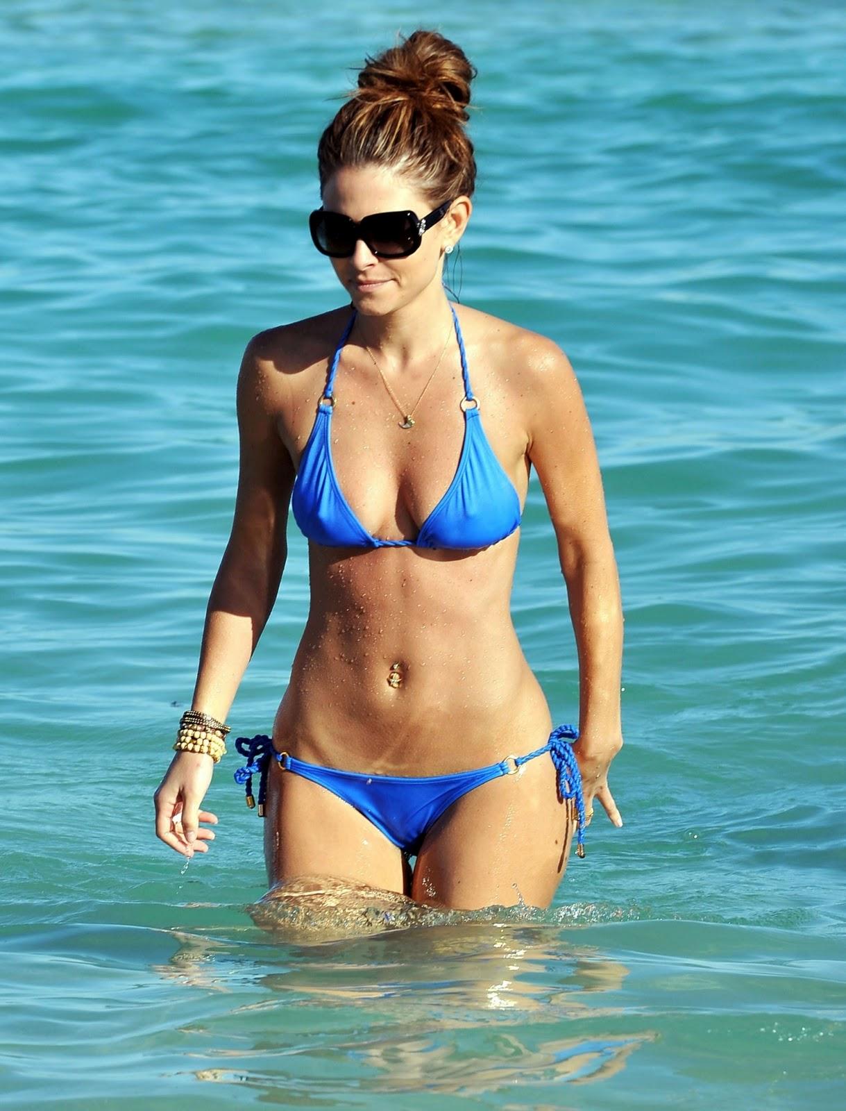 Ida Maria Nude maria menounos blue bikini candids from miami | ภาพหลุด รูป