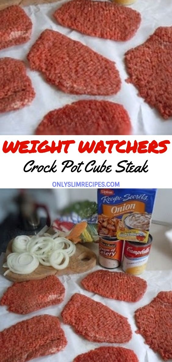 Crock Pot Cube Steak