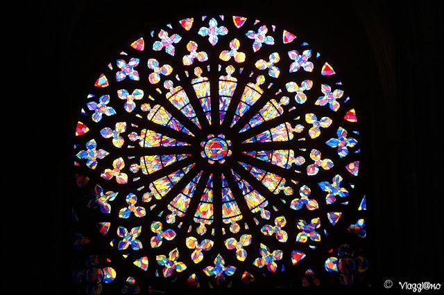 Vetrate colorate della Cattedrale Saint Vincent