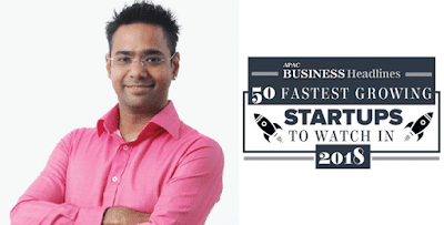 Dr Isaac Andy, 50 Fastest Growing StartUps