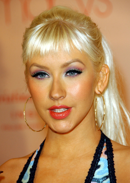 Christina Aguilera Hair Color | Celebrity Hair Cuts