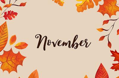 ucapan selamat datang bulan november 2020
