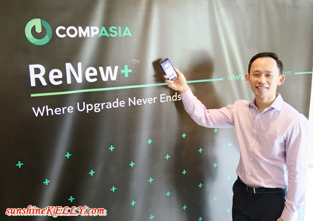 CompAsia, ReNew+ Program