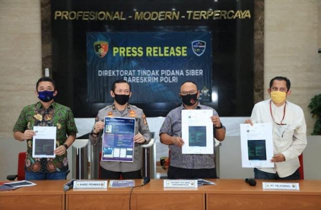 Polisi Responsif Tangkap Pembobol Data Denny Zulfikar, Pakar Hukum Pidana: Jangan Diskriminatif!