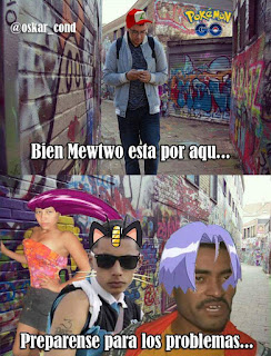 equipo rocket meme de pokemon go