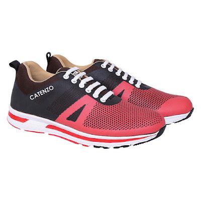 Sepatu Running Pria Catenzo DF 078