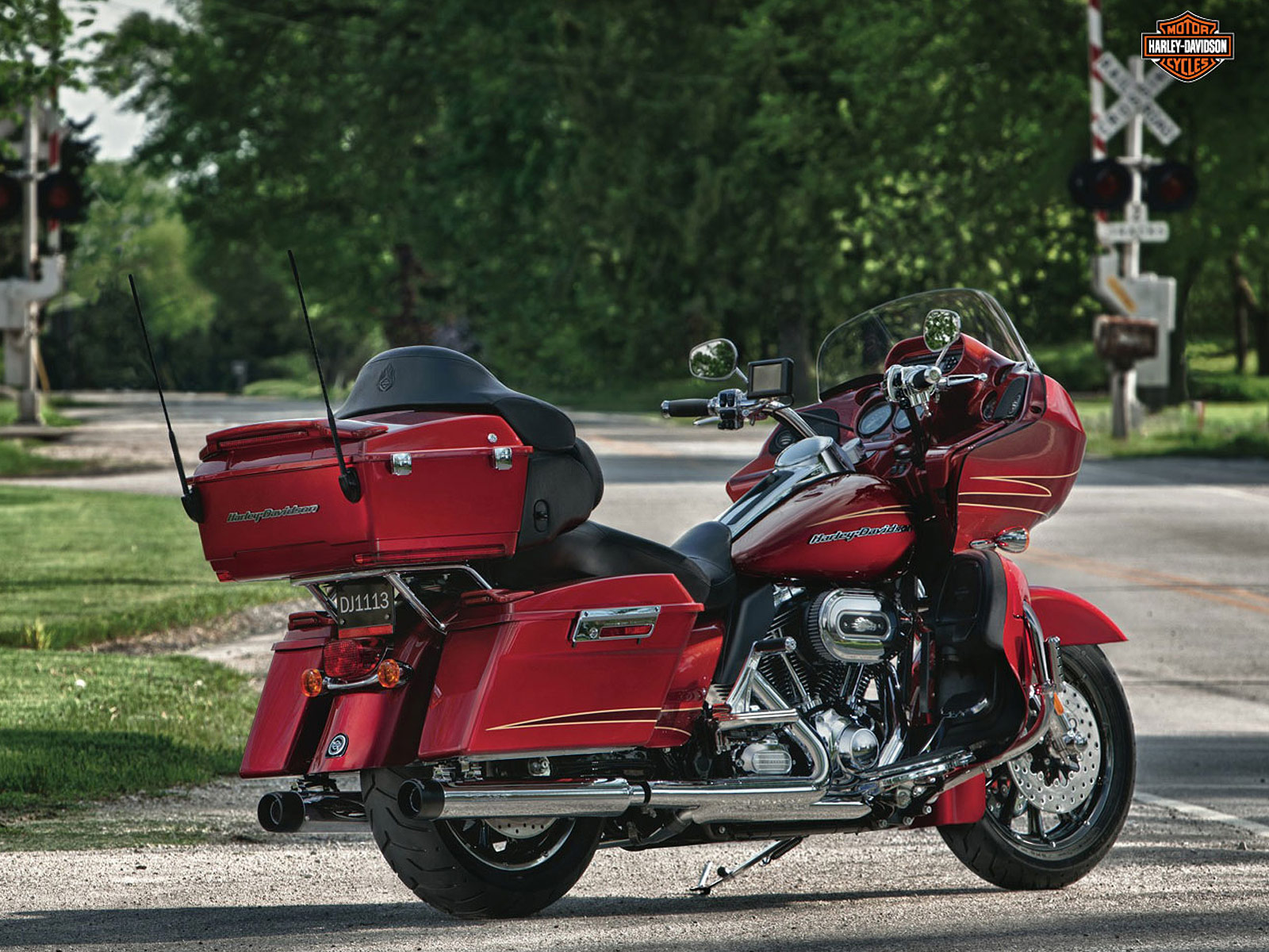 Harley Davidson Electra Glide Ultra Limited Accessories