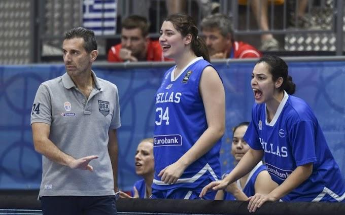 FIBA : «Αισιόδοξο αύριο για την Εθνική γυναικών με Χριστινάκη και Φασούλα-Τσινέκε και Χατζηλεοντή οι επόμενες»