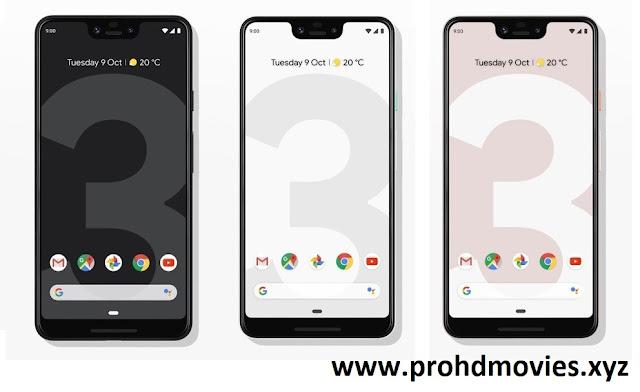 Google Pixel 3 / Google Pixel 3 XL