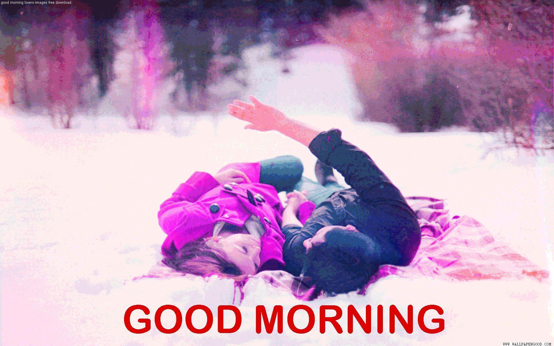 good morning lovers images png