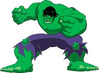 Hulk vetor