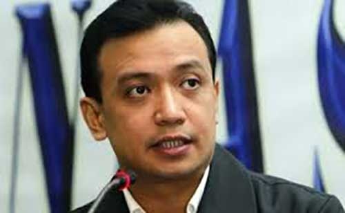 Antonio Trillanes IV to run as Vice President on 2016 Election